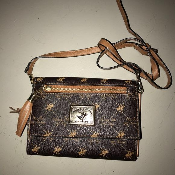 Beverly Hills Polo Club Bags   Shoulder Bag   Poshmark 6c9327b3fa